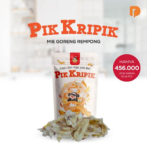 Pik Kripik Rasa Mi Go Rempong (Set of 24)