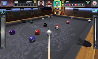 3D billiard Mod apk Full version (Unlimited money)
