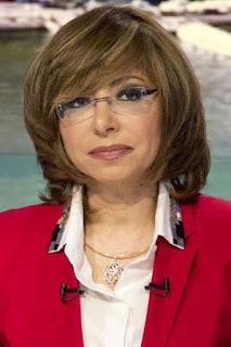 لميس الحديدي (Lamis Elhadidy)، مذيعة مصرية