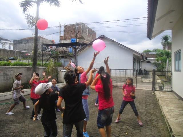 Sunday School Perayaan Paskah Di Cipedes