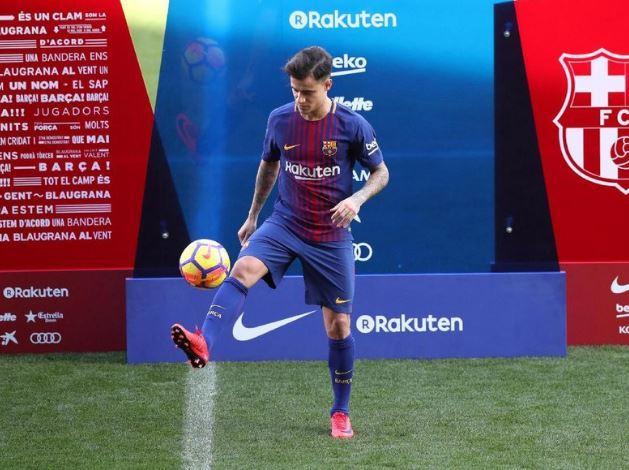 Setelah Datangkan Coutinho , Barcelona Ucapkan Terima Kasih Kepada Liverpool