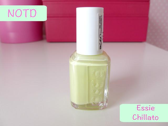 NOTD - Essie Chillato