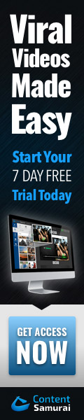Content Samurai 7-Day FREE Trail