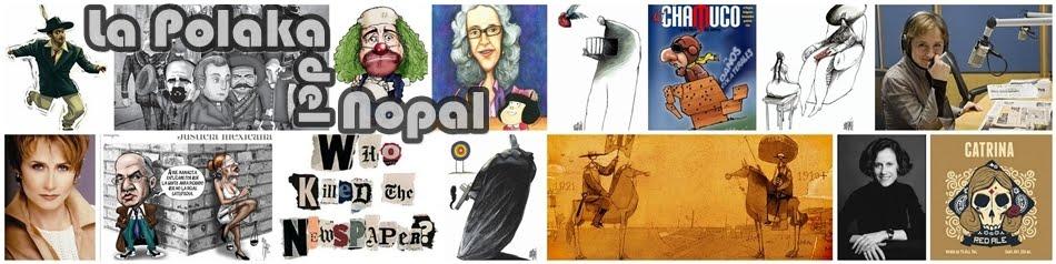Imagenes De Catrinas La Polaka Del Nopal