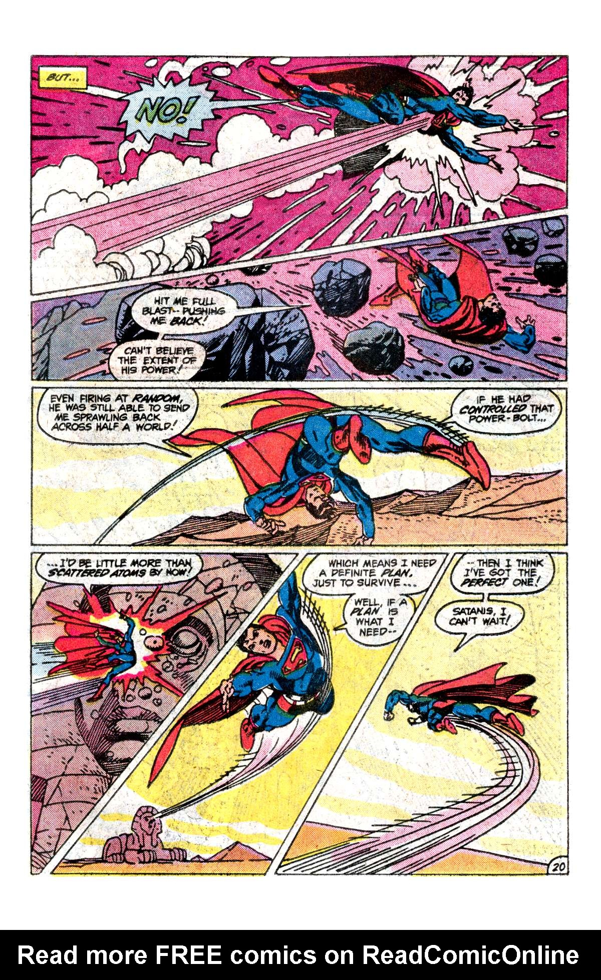 Read online Action Comics (1938) comic -  Issue #541 - 21