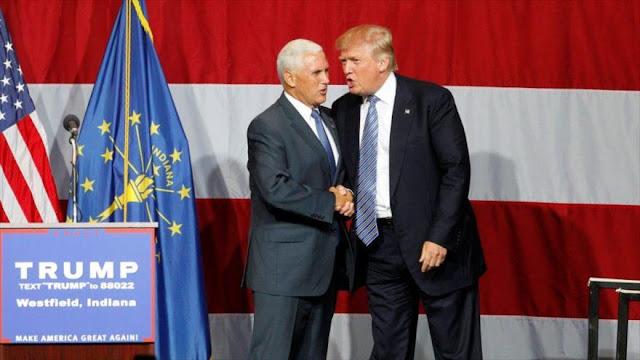 Pence explica cómo Trump cobrará a México el muro fronterizo