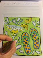 MiniMENTALs On-the-Go Coloring Book: