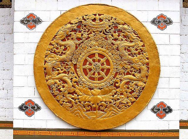 Thai Logo Lover National Emblem Of Bhutan