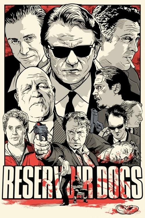 08-Reservoir-Dogs-Film-and-TV-Series-Posters-US-Artist-Joshua-Budich-www-designstack-co