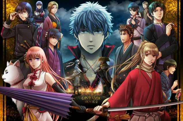 Gintama Movie 2: Kanketsu-hen - Yorozuya yo Eien Nare BD Subtitle Indonesia