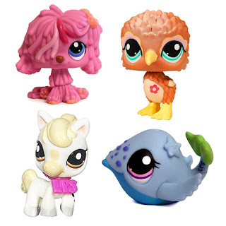 All Littlest Pet Shop Generation 3 Pets Pets