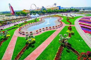 Oasis Dubai Miracle Garden