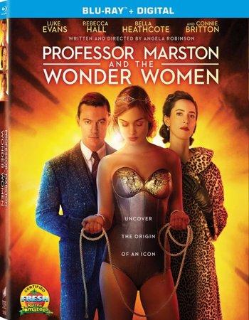 Professor Marston and the Wonder Women (2017) English 300MB