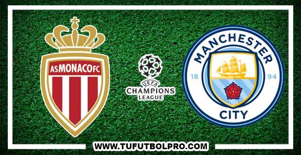 Ver Monaco vs Manchester City EN VIVO Por Internet Hoy 15 de Marzo 2017