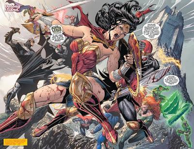 """Preview de """"Batman"""" núm. 64 de Joshua Williamson y Guillem March - DC Comics"""