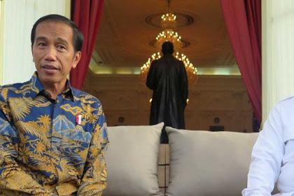 Jokowi Berpeluang Berpasangan dengan Prabowo, Anda Setuju?