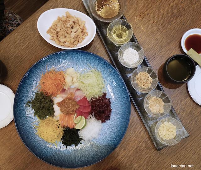 Boundless Fortune @ Xenri Japanese Cuisine, Kuala Lumpur