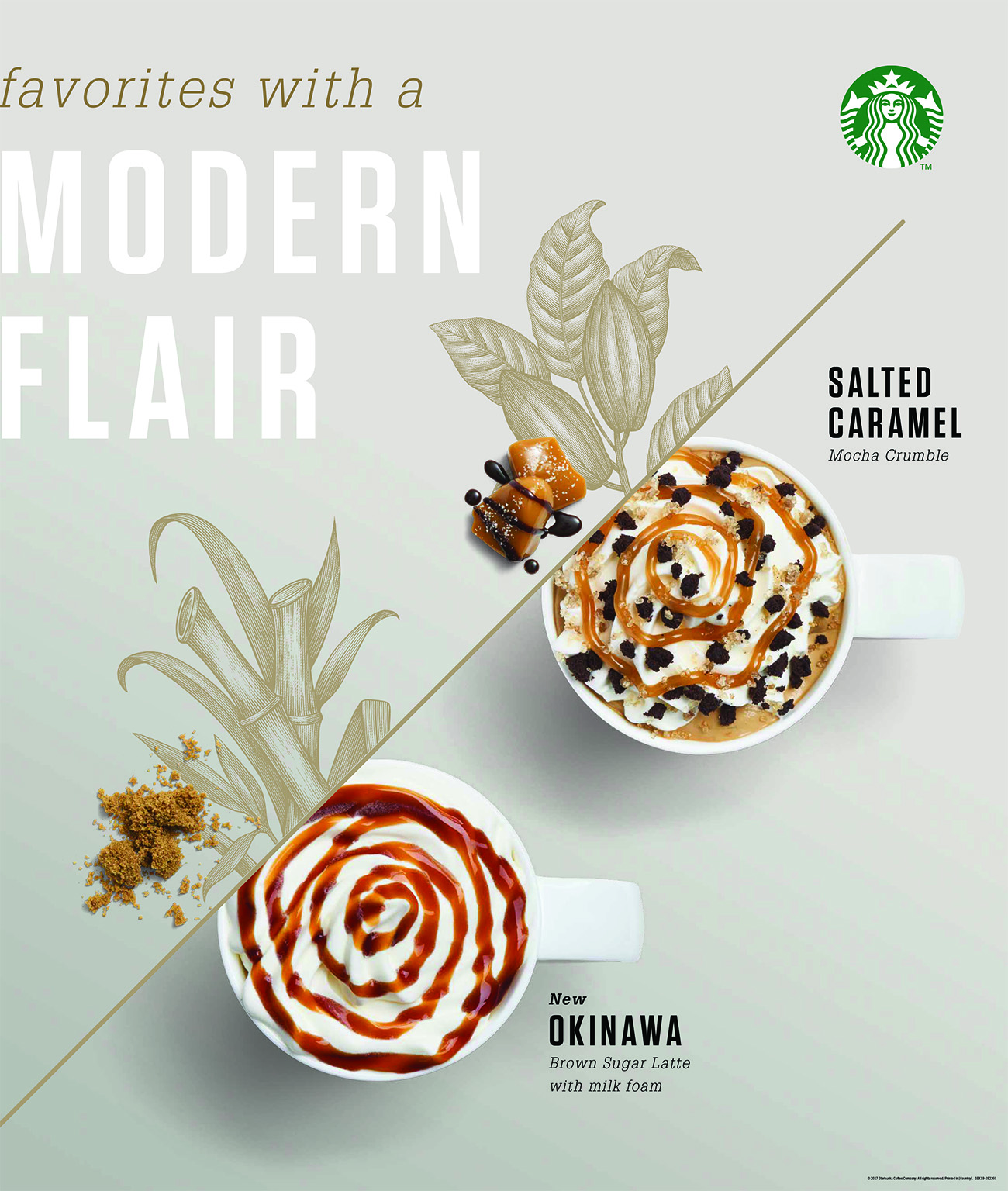 Starbucks welcomes 2018 with new beverages and fun treats