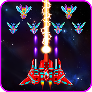 Galaxy Attack: Alien Shooter v6.03 Hileli Mod