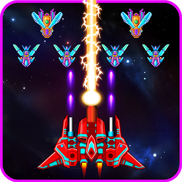 Galaxy Attack: Alien Shooter v6.03 Hileli Mod APK