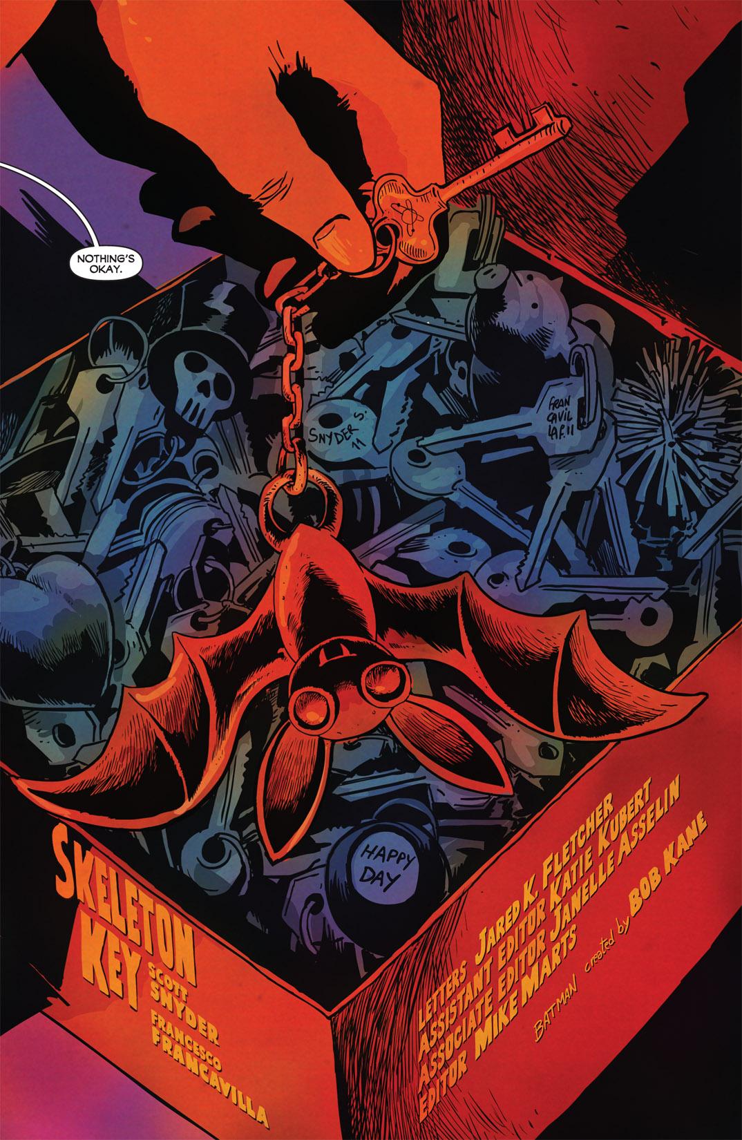 Detective Comics (1937) 879 Page 20