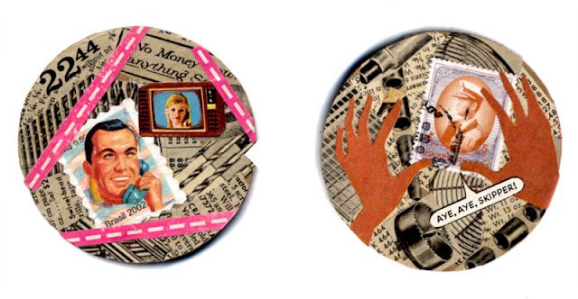 collage coins