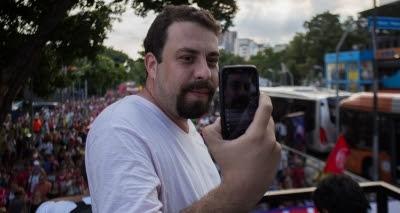 Boulos defende Lula e apresenta propostas de campanha