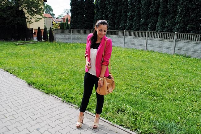 sandały w stylu lita