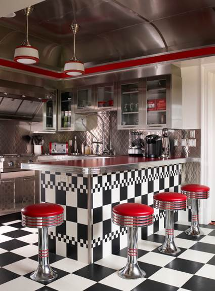 Retro Kitchen Decor 6