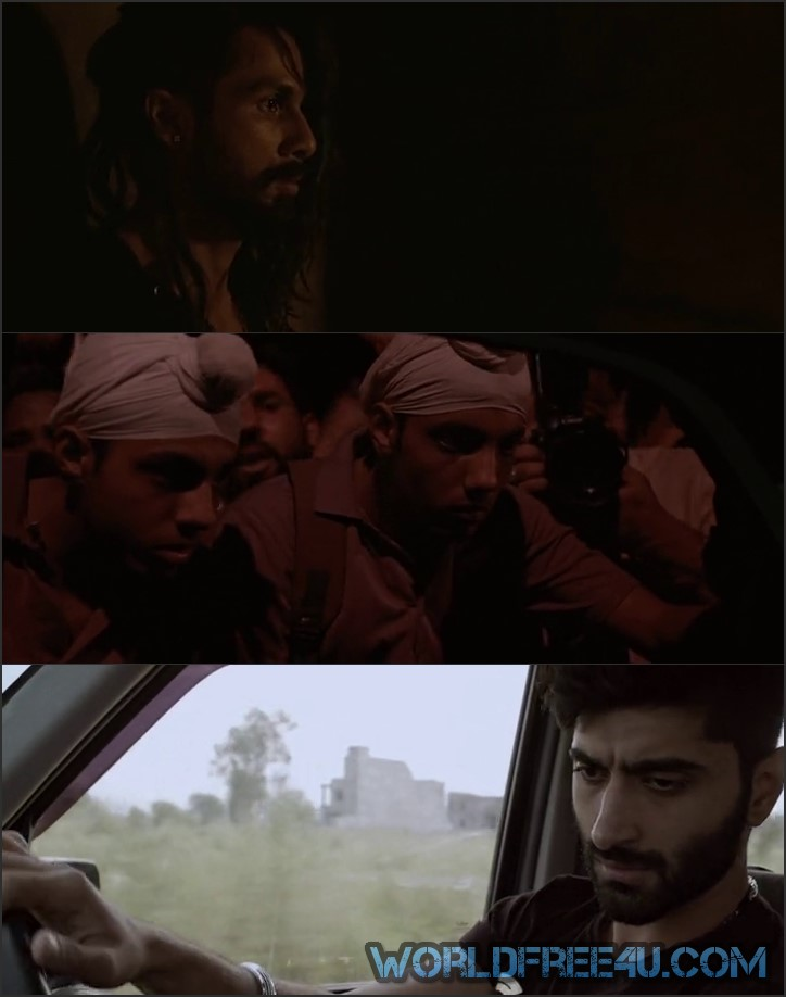 Screen Shot Of Udta Punjab 2016 Full Movie Free Download HD 720P Watch Online