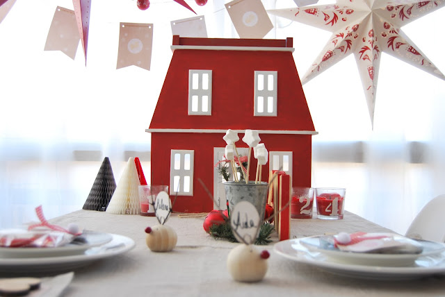 Christmas sittings DIY for kids