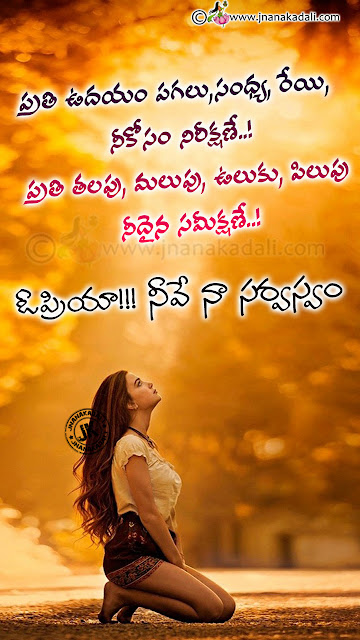 love poetry in telugu-whats app status images pictures in telugu-telugu love quotes