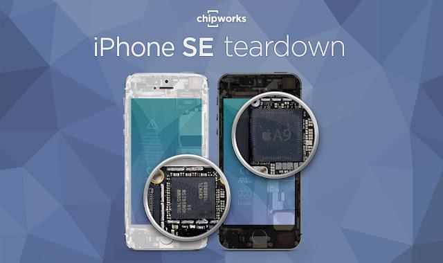 iphone se desde adentro