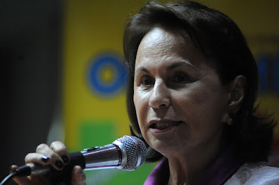 Maria da Graça Oliveira Lemos - Audiência Pública do Orçamento estadual de SP 2017 em Barretos 24/06/2016
