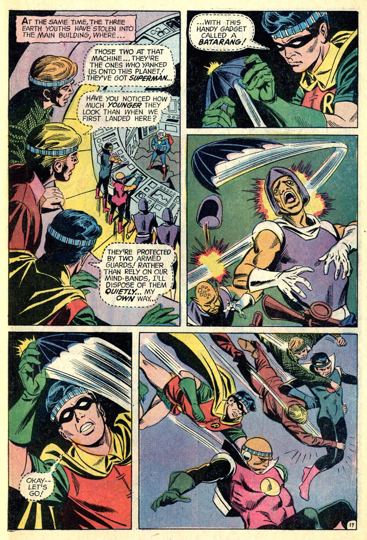 Read online World's Finest Comics comic -  Issue #200 - 23