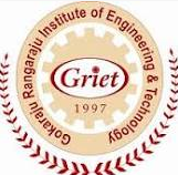 Gokaraju Rangaraju Institute of Engineering and Technology Wanted Assistant Professor