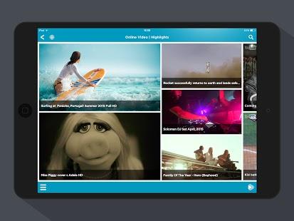 ứng dụng Panasonic TV Media Center