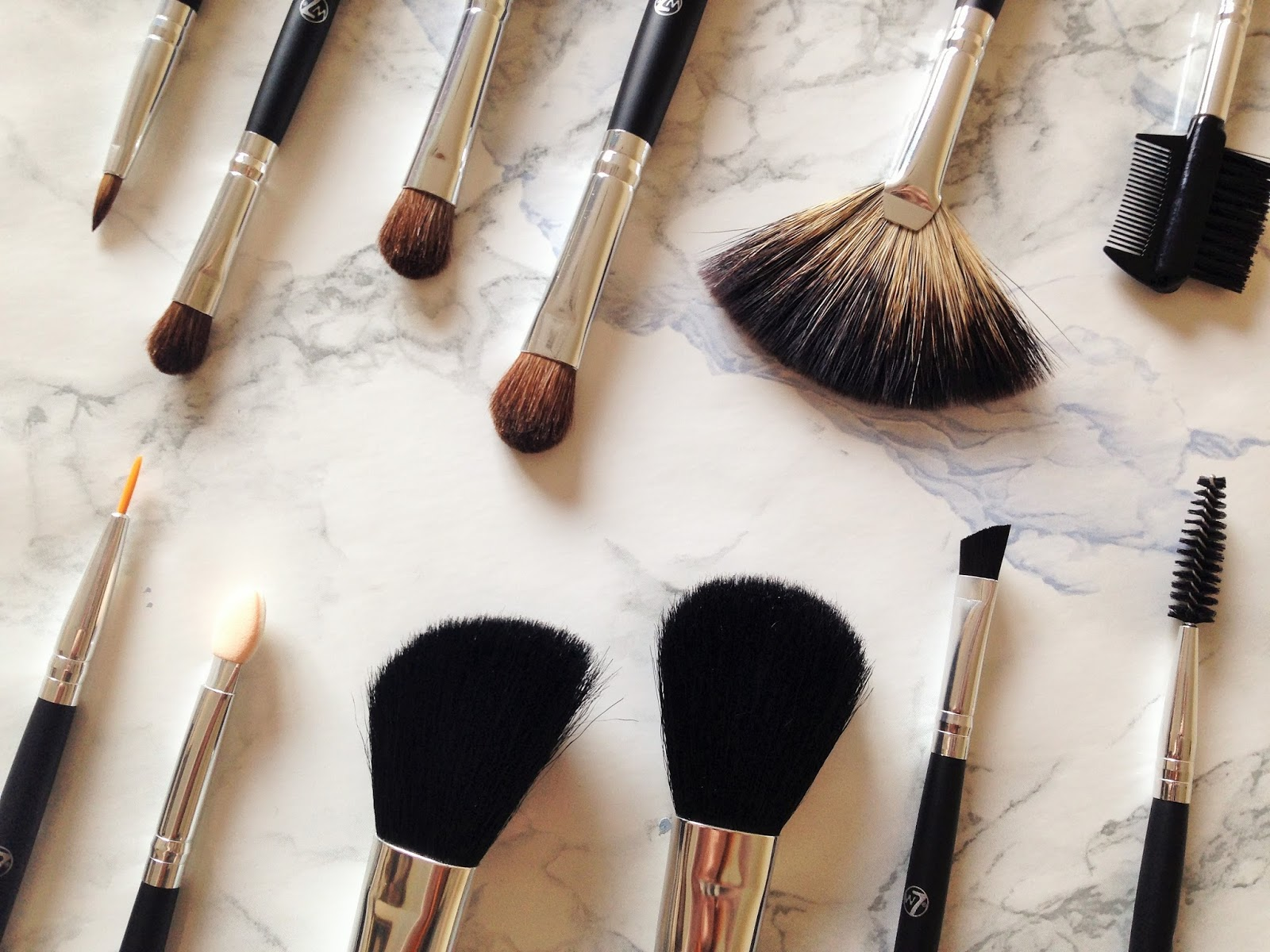 W7 Brush Kit Review