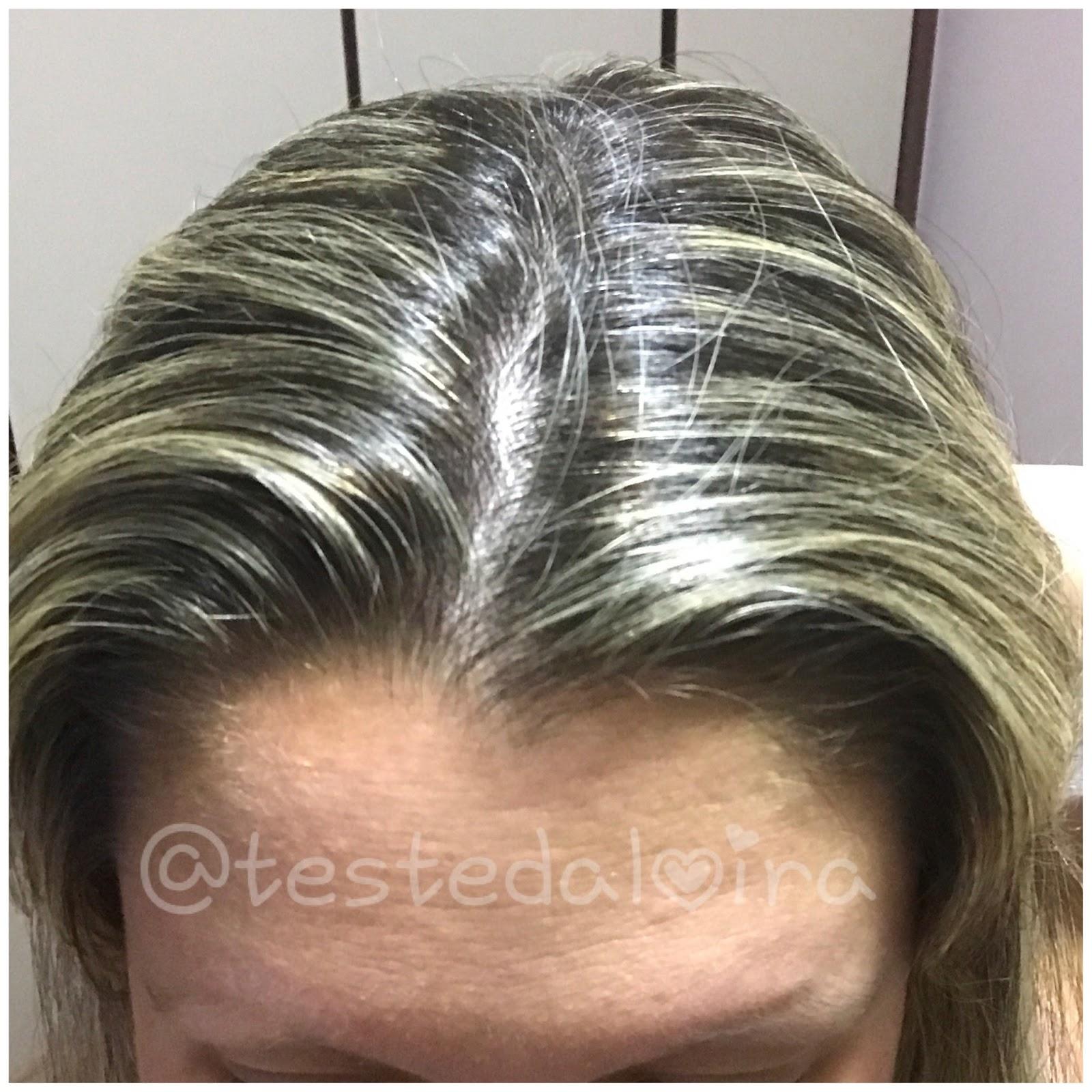 56a6501e8 O volume foi MUITO reduzido só com o produto - e eu nem fiz escova ou  chapinha pra domar meu cabelo!