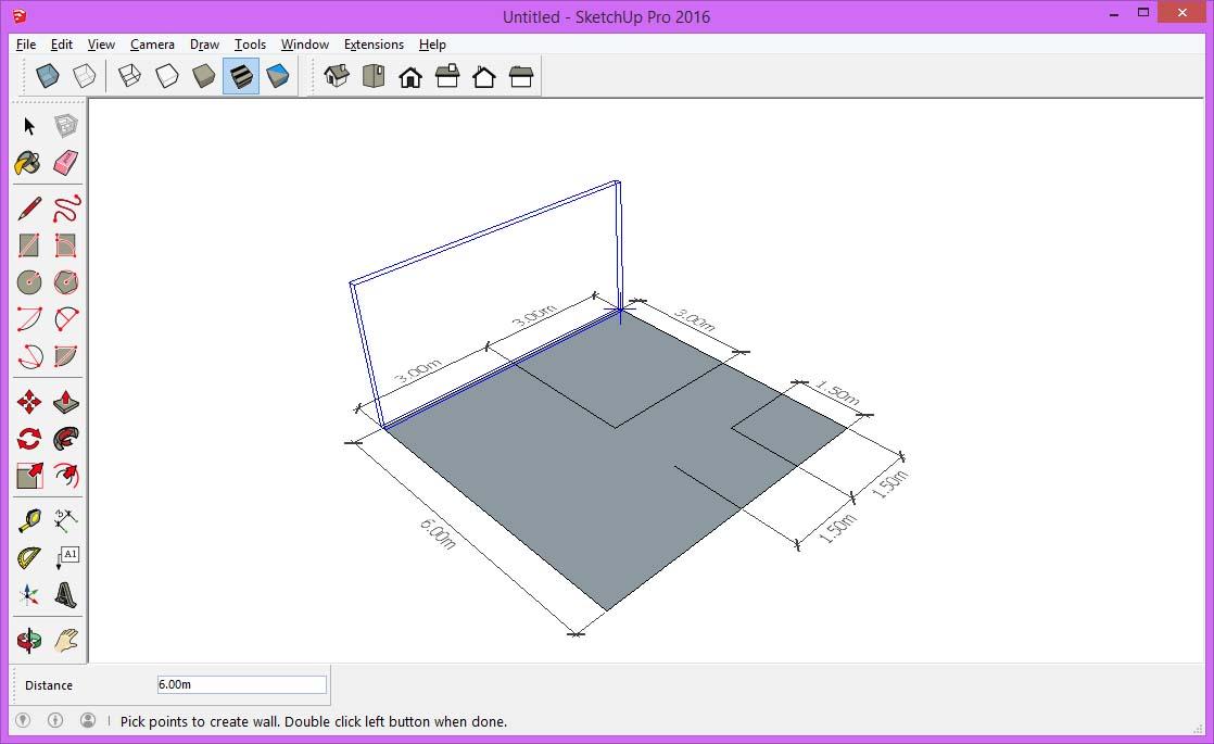 Mengenal Ekstensi Skecthup 1001 Bit tool - Belajar Sketchup