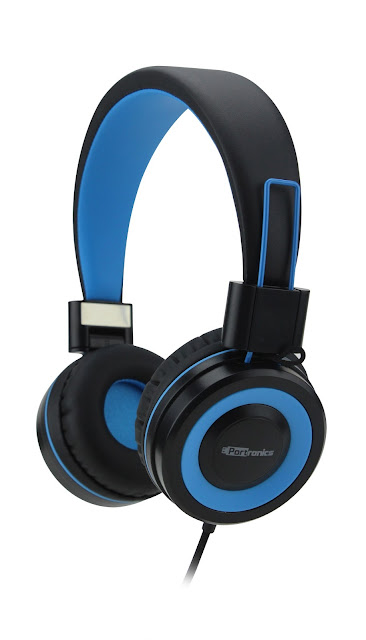 "Portronics Launches ""Aural 202"" On-ear Headphones - Classy, Comfortable & Convenient"