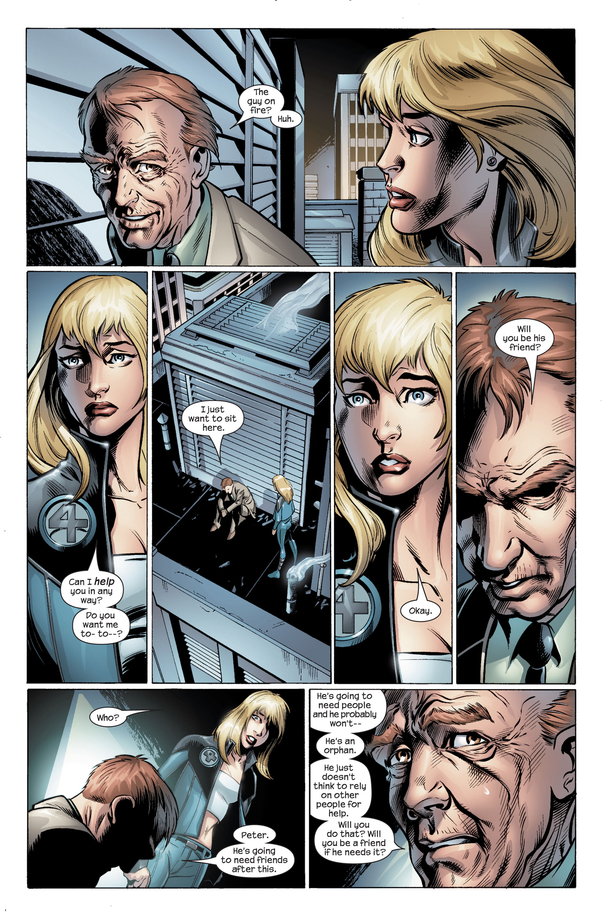 Read online Ultimate Spider-Man (2000) comic -  Issue #104 - 22