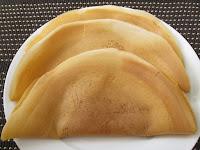Resep Crepes Sederhana Menggunakan Teflon Crispy dan Anti Gagal