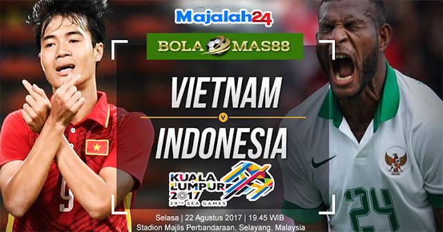 Prediksi Laga Vietnam Melawan Indonesia 22 Agustus 2017