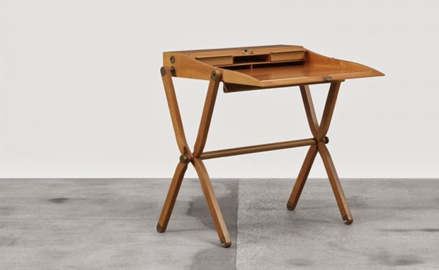Pippa Folding Desk by Rena Dumas ~ Modernistic Design