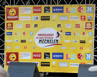 The sponsors of the races