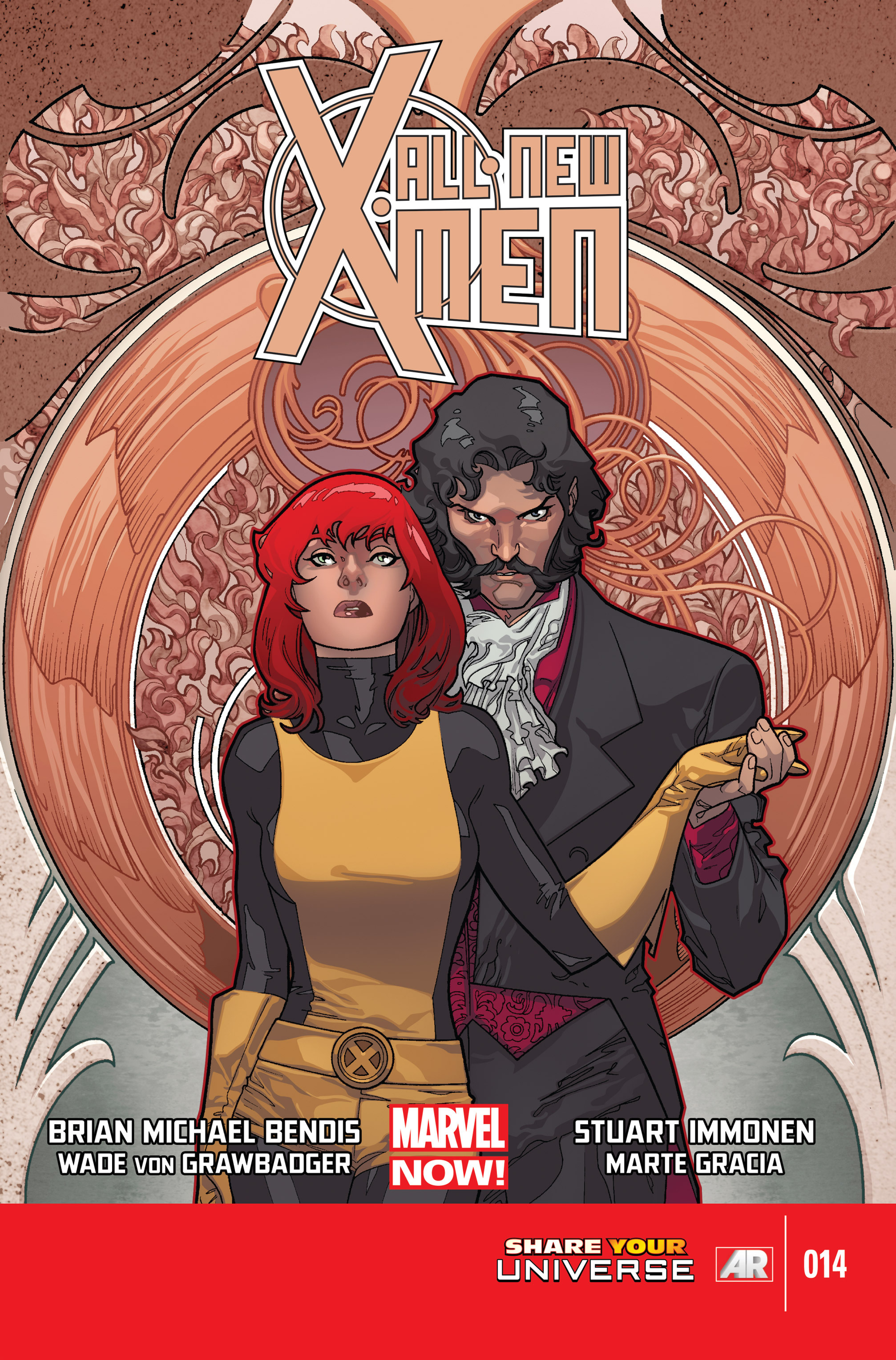Read online All-New X-Men (2013) comic -  Issue # _Special - Out Of Their Depth - 69