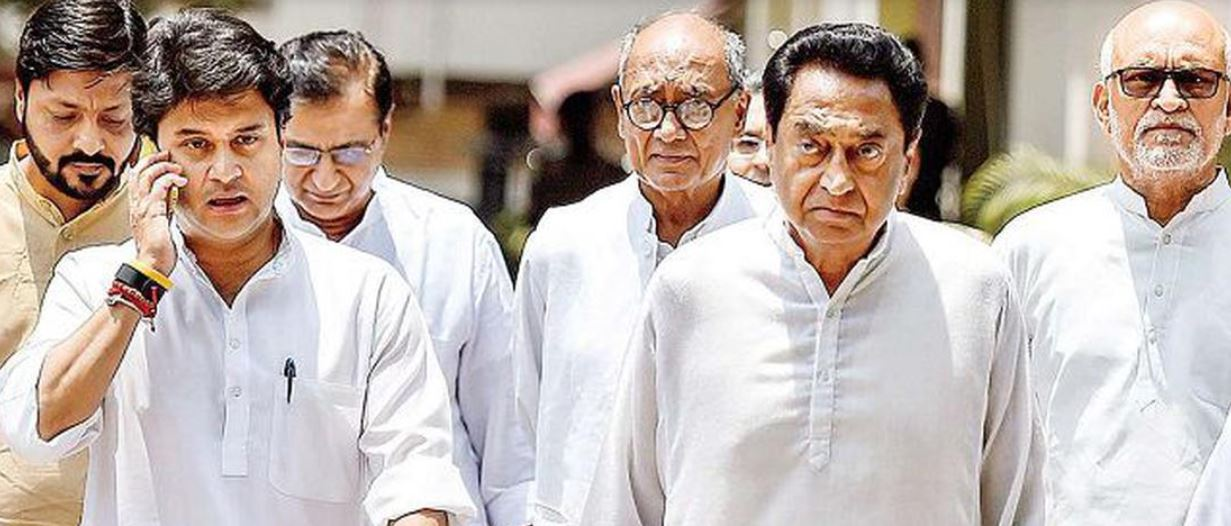 In Madhya Pradesh, Digvijaya Singh is back in action. Will he be a spoiler for Jyotiraditya Scindia
