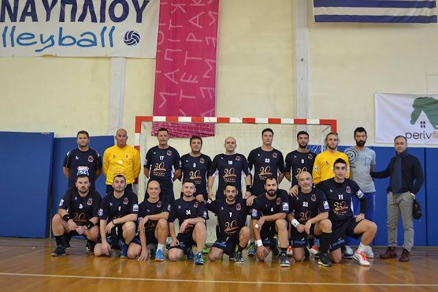 Ισοπαλία 25-25 για τον Πολυνίκη απέναντι στον Τελαμώνα