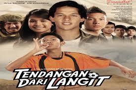 Film Tendangan Dari Langit (2011)